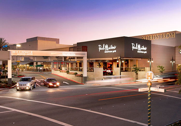 Hillsdale Shopping Center at Foster City