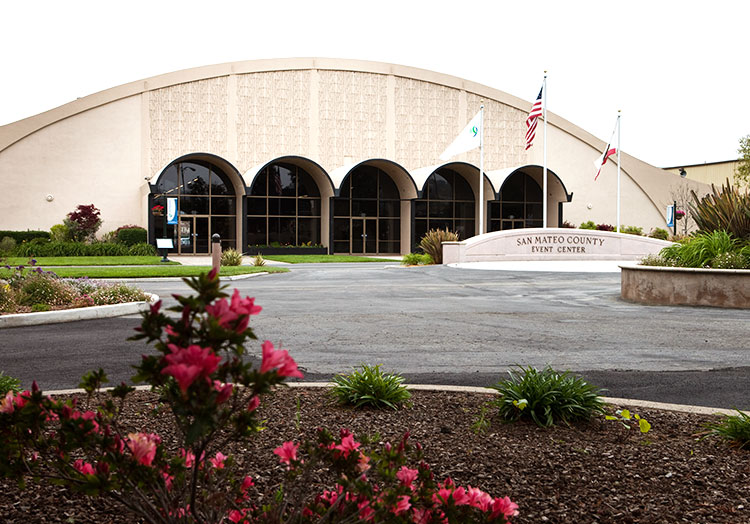 San Mateo County Event Center, California
