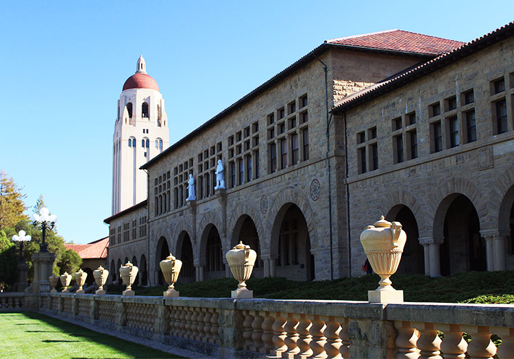 Stanford University at California