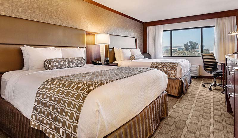 Crowne Plaza - Foster City Hotel, California Executive Level