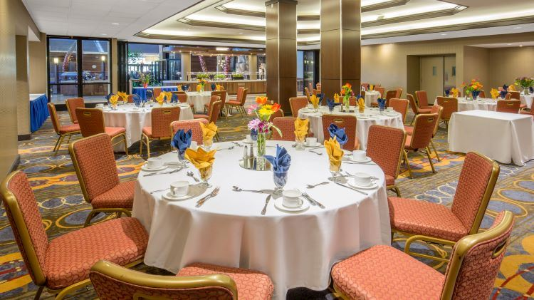 Marco Polo at Crowne Plaza - Foster City Hotel, California
