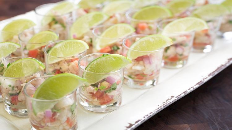 Catering Menus at Crowne Plaza - Foster City Hotel, California
