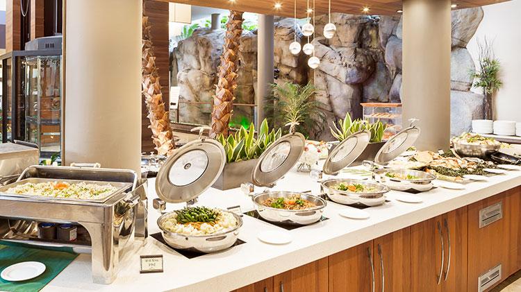 Catering Menus at Crowne Plaza - Foster City Hotel, California