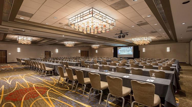 Crowne Plaza - Foster City Hotel, California Meeting Spaces