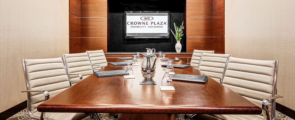 Meetings & Events at Crowne Plaza - Foster City Hotel, California