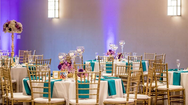 Reception Only Wedding Package at Crowne Plaza - Foster City Hotel, California