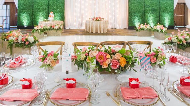 The Hibiscus Plated Wedding Package at Crowne Plaza - Foster City Hotel, California
