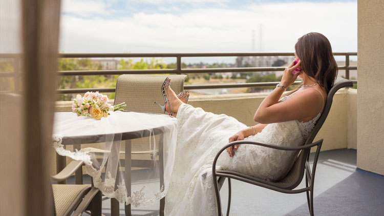 The Juliet Rose Wedding Package at Crowne Plaza - Foster City Hotel, California