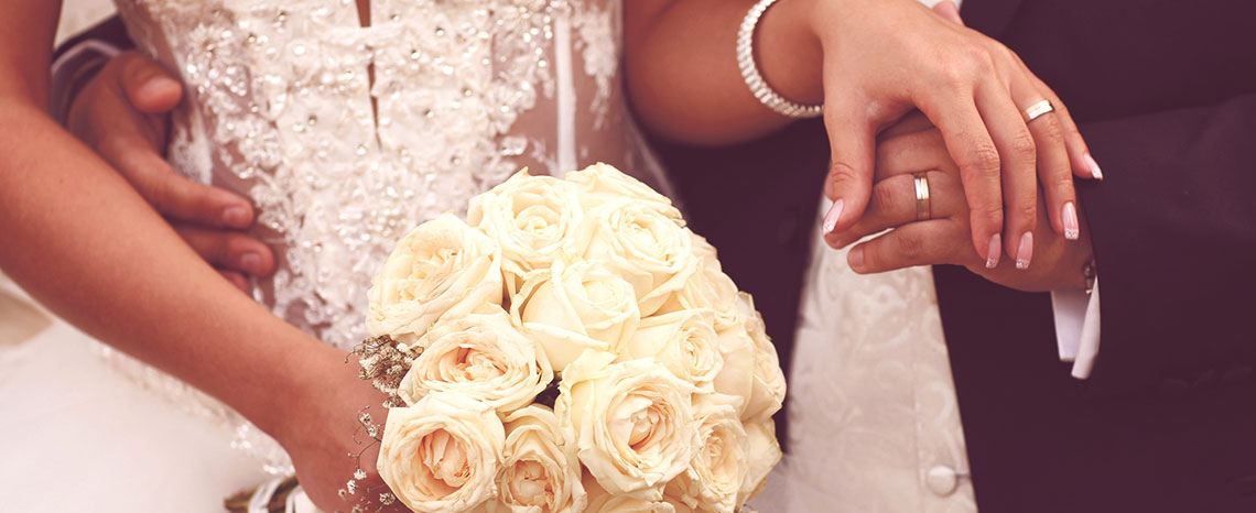 Weddings at Crowne Plaza - Foster City Hotel, California